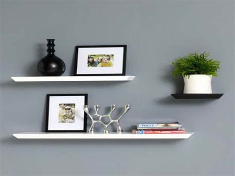 bedroom pretty floating shelf set of photo of new on