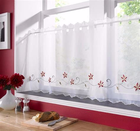 christmas net curtains christmas voile cafe net curtain panel various designs
