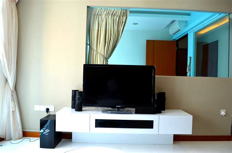 console living room sengkang hdb 4 room renovation ideas joy studio design