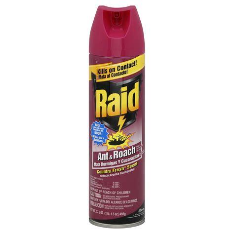 raid ant roach killer 17 lavender scent 17 5 oz 1 lb