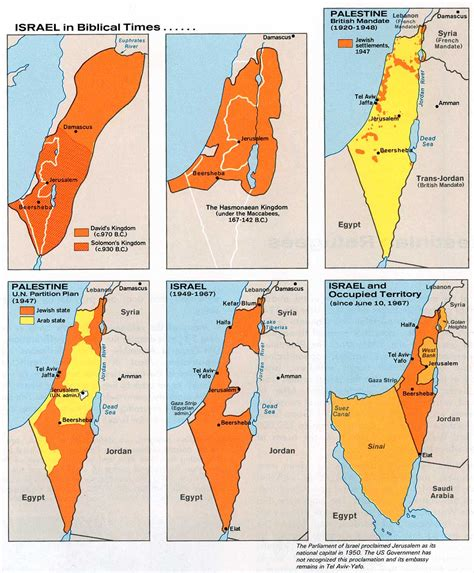 middle east map before 1948 talk zinc