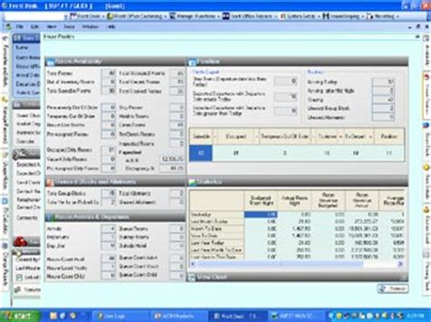 Front Desk Software For Hotel by Hotel Front Office Software