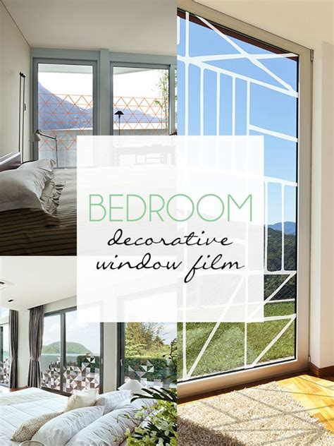 17 best images about bedroom decorative window film on
