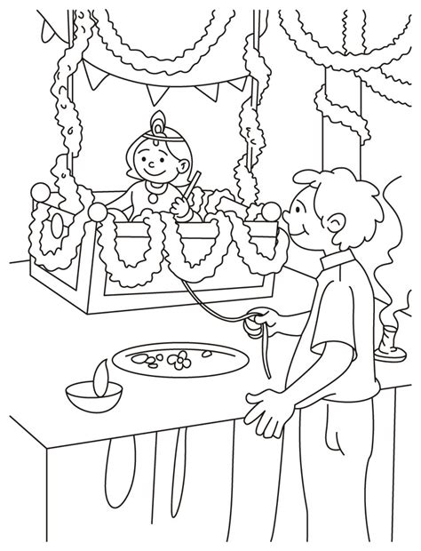 Pongal Coloring Pages Download Free Printable Rangoli Pongal Coloring Pages