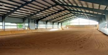 Horse Barn Windows Indoor Horse Arena Braemar Metal Buildings