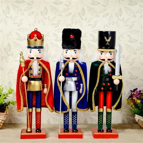 wooden nutcracker figures promotion shop for promotional
