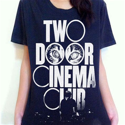 Sweater Rock Band April Merch 2 shop two door cinema club t shirts on wanelo