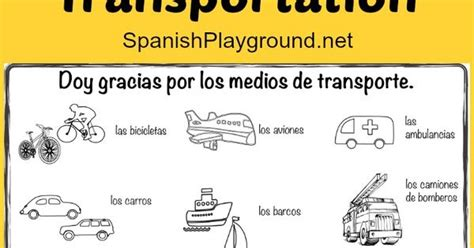 thanksgiving coloring page in spanish thanksgiving coloring pages transportation spanish