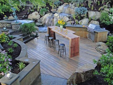 simple outdoor kitchen ideas pictures tips from hgtv