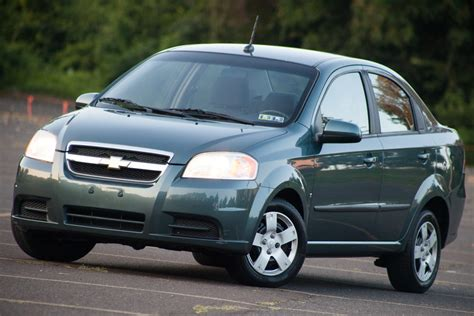 used ls for sale chevrolet aveo ls for sale 1 owner carfax certified