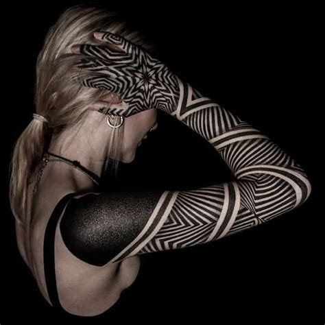 full arm tattoo designs black white 17 awesome sleeve designs for females sheideas