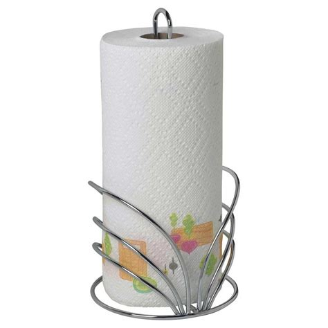 designer paper towel holder paper towel holder floral design in paper towel holders