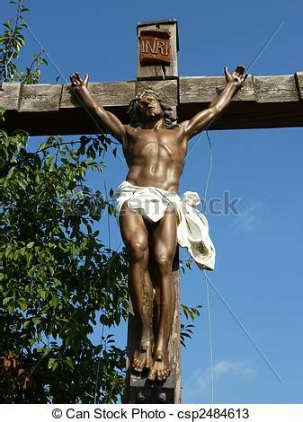 stock photos of jesus on the cross sculpture of