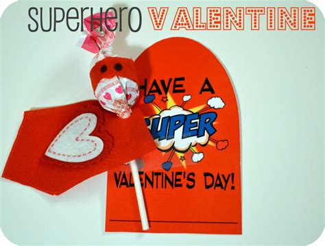 superheroes valentines day s day freebies dimple prints