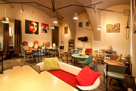 Eclectic Coffee Shop Design | eclectic coffee shop design in the heart of transylvania