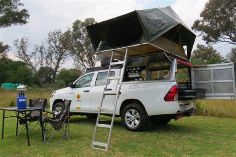 toyota hilux dc  camper hilc bushlore  drive safaris