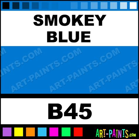 smokey blue sketch paintmarker marking pen paints b45 smokey blue paint smokey blue color