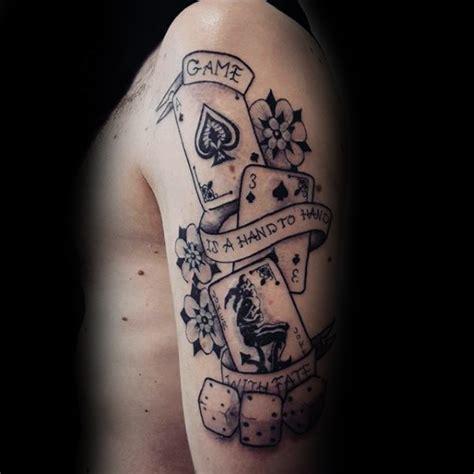90 naipe tatuajes para los hombres ideas de dise 241 o lucky