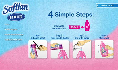 Cleaning Company by Softlan Eco Fabric Softener Colgate Fabriccare Products