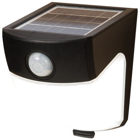 fleet farm solar lights all pro solar led wedge light black by all pro at mills