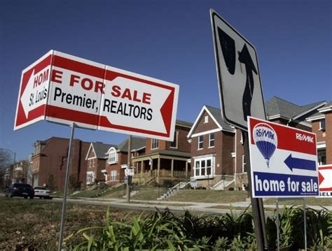 are st louis area home prices low business