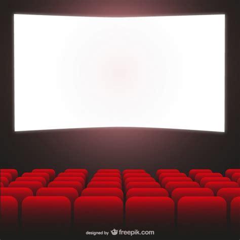 fondo cinema vector sala de cine descargar vectores gratis