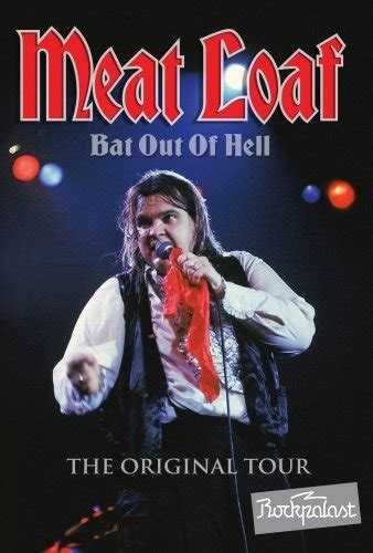 Paradise By The Dashboard Light Lyrics Bat Out Of Hell The Original Tour Lyrics Meat Loaf