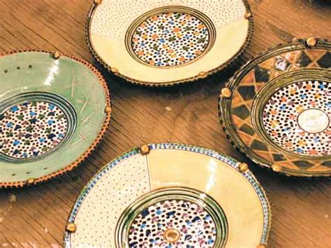 decorating pottery decorating low fire pottery with slips underglazes and