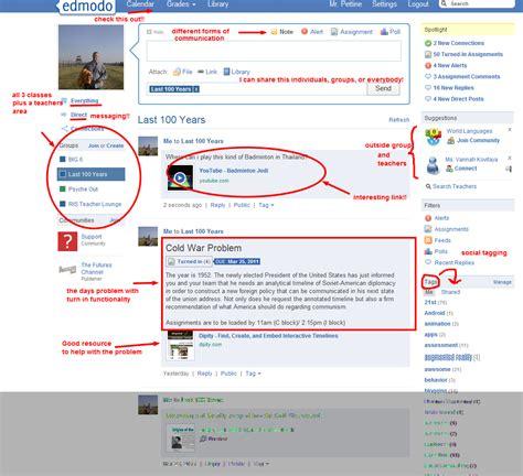 edmodo lesson plans social media education intl man of history