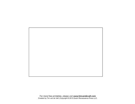 Blank Fingerprint Card Template by Free Printable Cards Templates 28 Images Name Card