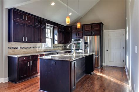 espresso kitchen cabinets york espresso kitchen traditional nashville by procraft cabinetry