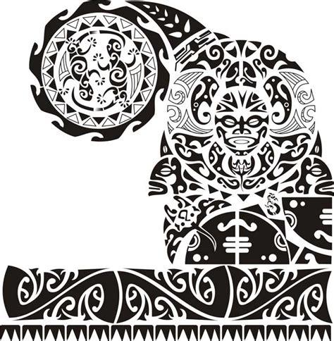 maori template desenho pronto de maori tatuagem