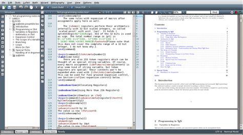 tutorial latex editor latex editors winedt versus texstudio research reflections