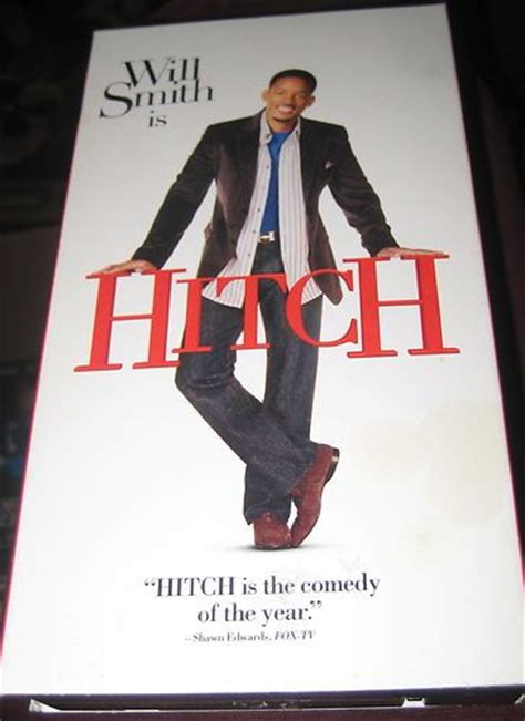 film comedy will smith hitch vhs movie comedy will smith kevin james romantic