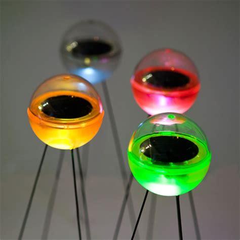 Solar Light Balls Solar Light Balls By Poketo