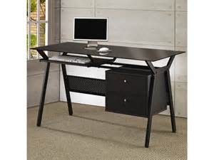 Computer Desk Office Furniture Coaster Home Office Computer Desk 800436 Winner Furniture Louisville Owensboro And Radcliff Ky