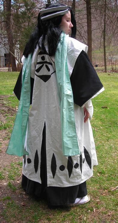 L 871 Road Kimono Best Seller kuchiki byakuya back by lizzardcreature on deviantart