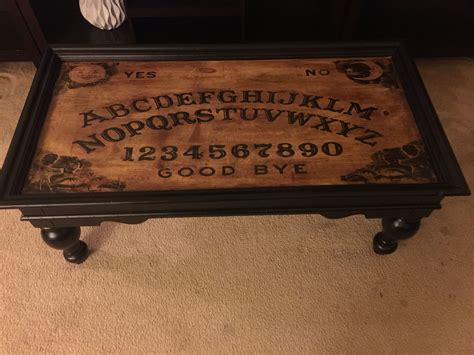 ouija board coffee table lovely ouija coffee table tables design 153912 tables ideas