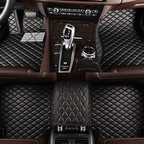 Car Floor Types by Car Floor Mats For Jaguar Xf Xe Xj F Pace F Type Car