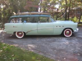 Buick Station Wagon For Sale 1954 Buick Century Station Wagon Nailhead V 8 With 3x2 S