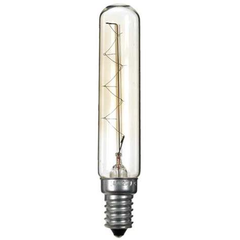 Tubular Bulb 230v 25w E14 20x115mm Tubular Bulbs For