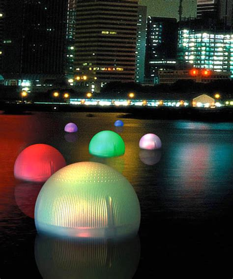 Solar Decoration Floating Ball Light Solar Floating Lights