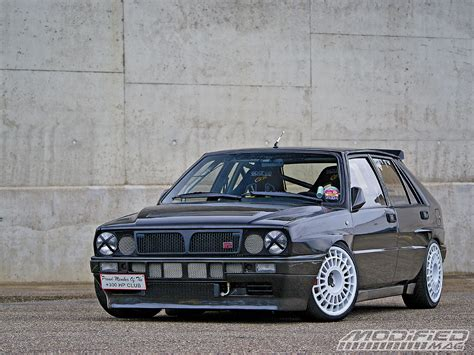 1990 lancia delta integrale 16v modified magazine
