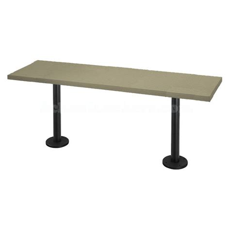 penco locker room benches 24 quot wide plastic locker room benches