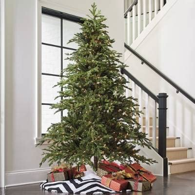 grandin roadtrees christmas artificial majestic fraser fir artificial tree grandin road