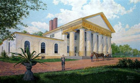 robert e lee house arlington house the custis lee mansion tattoo design bild