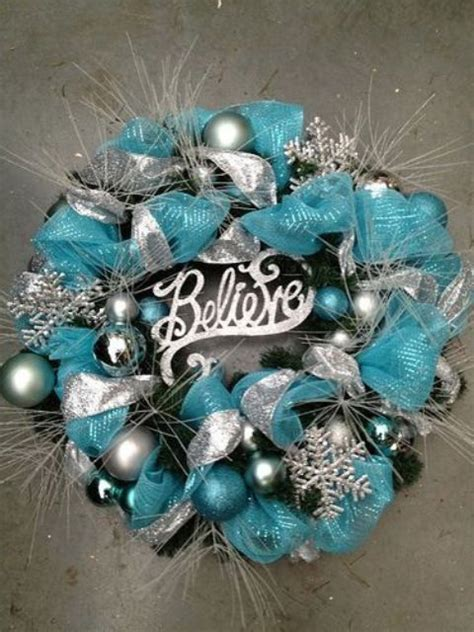decorations blue and silver 35 silver and blue d 233 cor ideas for and new year