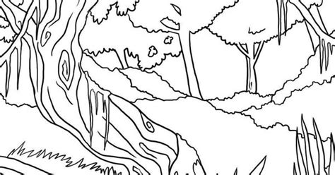 jungle themed coloring pages jungle coloring pages background coloring pages