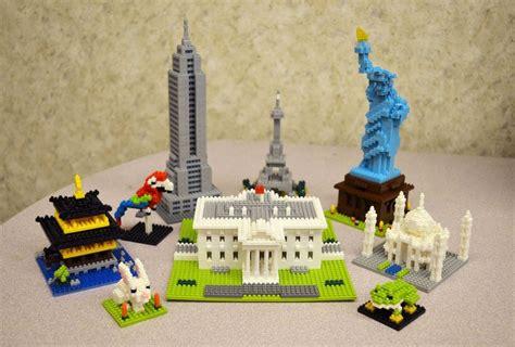 Lego Nanoblock Sailing Hello nanoblock mini to see series by kawada musee du louvre nbh 086