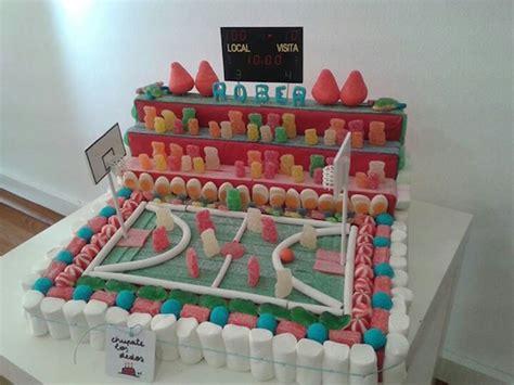 tartas originales para hacer en casa c 243 mo hacer tartas de chuches pequeocio